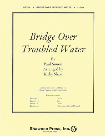 Product Cover for Bridge over Troubled Water