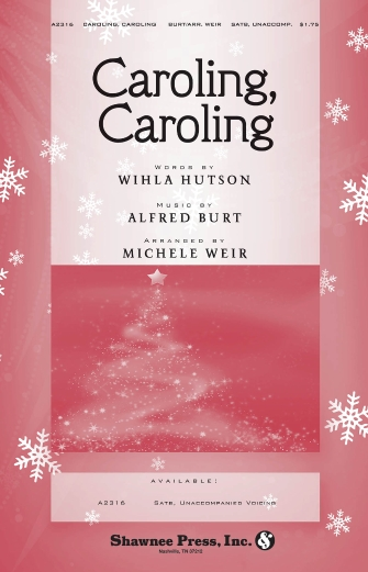Product Cover for Caroling, Caroling
