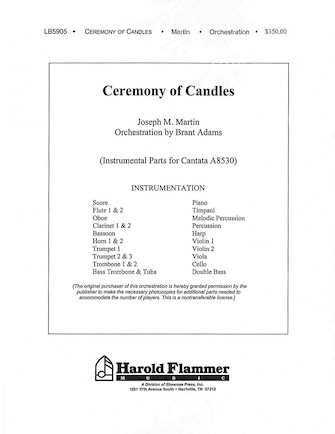 Ceremony of Candles