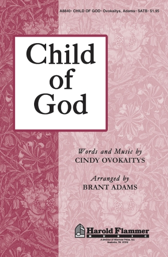 Product Cover for Child of God