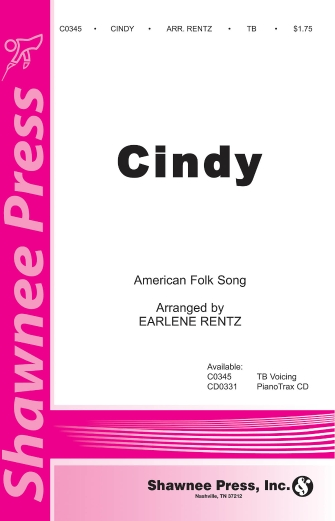 Product Cover for Cindy