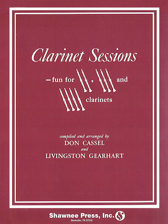 Product Cover for Clarinet Sessions 2-4 Clarinets