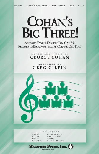Product Cover for Cohan's Big Three!