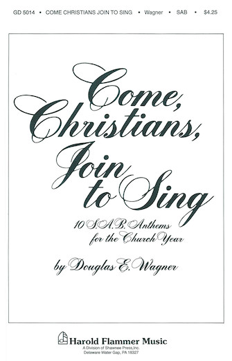 Product Cover for Come, Christians, Join to Sing
