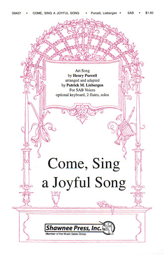 Product Cover for Come Sing a Joyful Song
