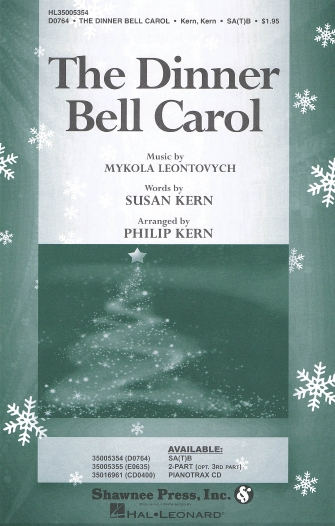 Product Cover for The Dinner Bell Carol