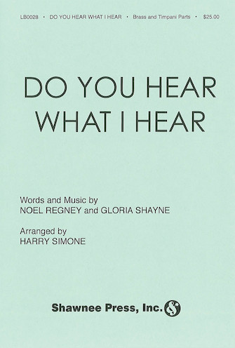 Product Cover for Do You Hear What I Hear?