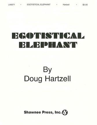 Egotistical Elephant Bass Clef Instrument