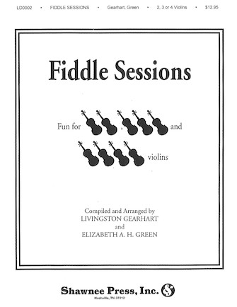 Product Cover for Fiddle Sessions 2-4 Violins