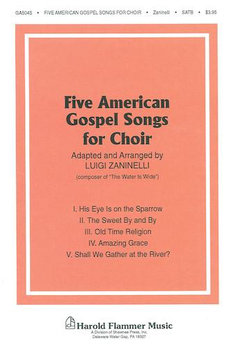 Five American Gospel Songs