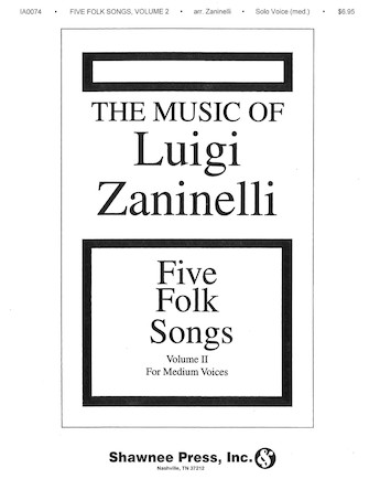 Five Folk Songs II