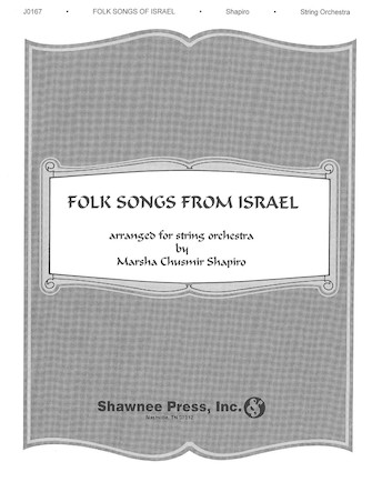 Product Cover for Folk Songs of Israel