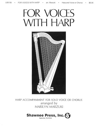Product Cover for For Voices with Harp