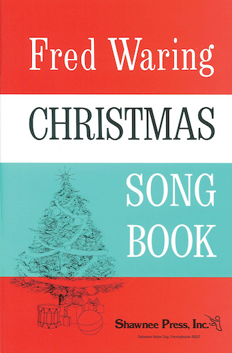 Product Cover for Fred Waring – Christmas Song Book