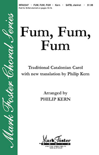 Product Cover for Fum, Fum, Fum