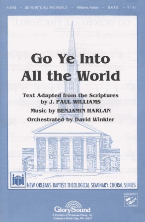 Product Cover for Go Ye Into All the World