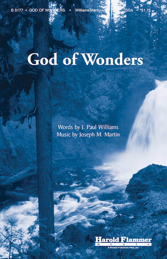 God of Wonders