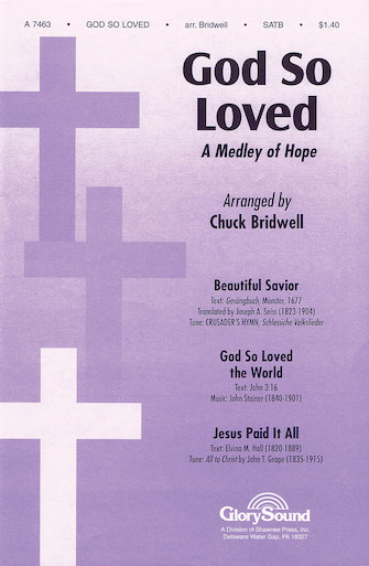 Product Cover for God So Loved