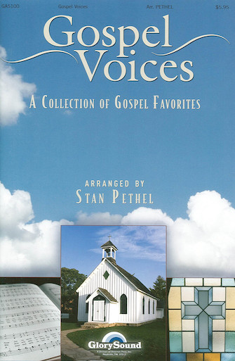 Product Cover for Gospel Voices