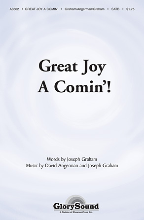 Product Cover for Great Joy A-Comin'