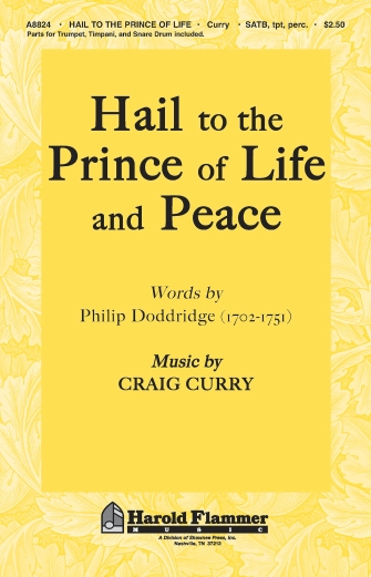 Product Cover for Hail to the Prince of Life and Peace