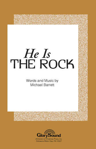 Product Cover for He Is the Rock