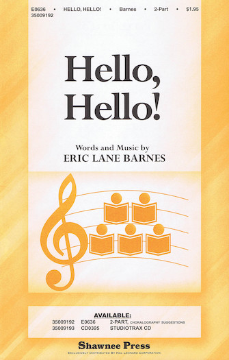 Product Cover for Hello, Hello!