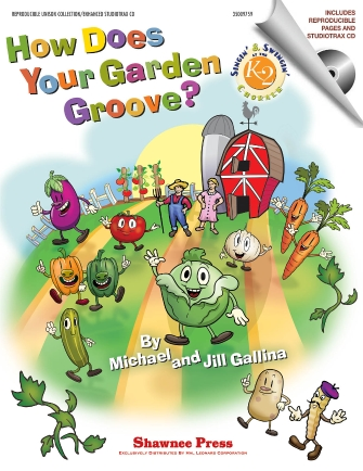 Product Cover for How Does Your Garden Groove?