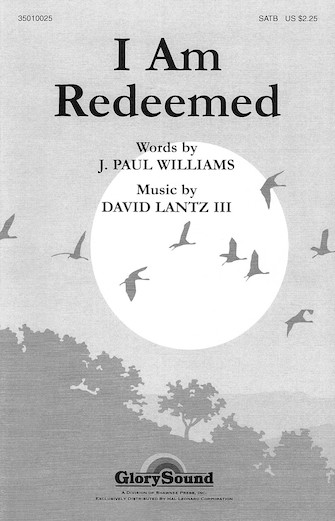 Product Cover for I Am Redeemed