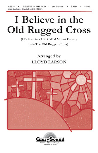 Product Cover for I Believe in the Old Rugged Cross