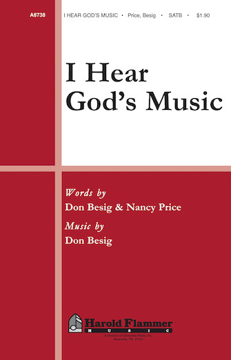 Product Cover for I Hear God's Music