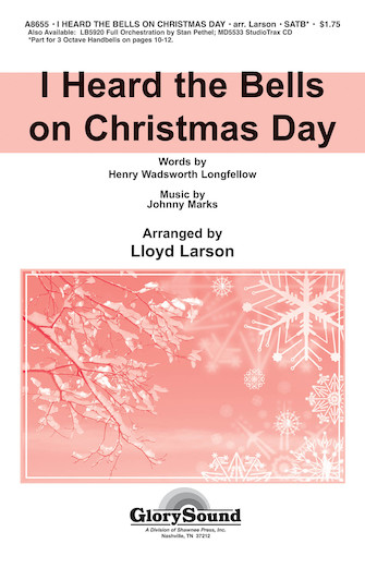 Product Cover for I Heard the Bells on Christmas Day