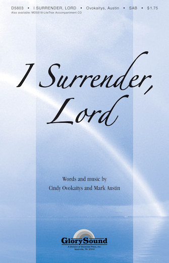 Product Cover for I Surrender Lord