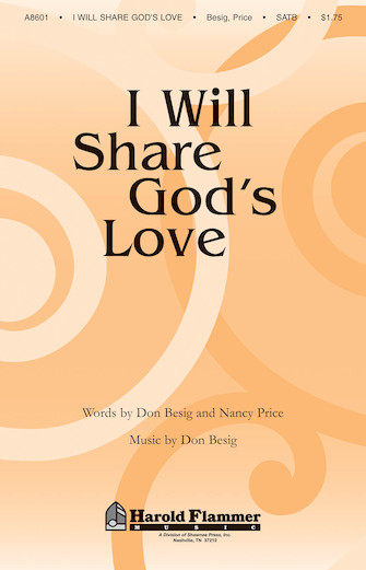 Product Cover for I Will Share God's Love