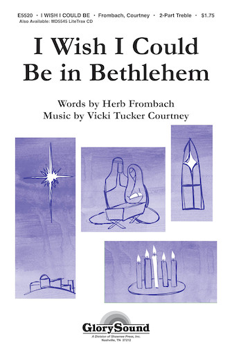Product Cover for I Wish I Could Be in Bethlehem