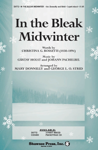 Product Cover for In the Bleak Midwinter