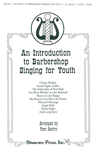 Product Cover for An Introduction to Barbershop Singing for Youth
