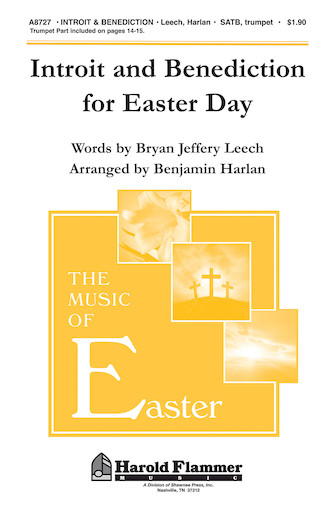 Product Cover for Introit and Benediction for Easter Day