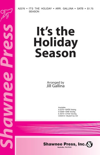 Product Cover for It's the Holiday Season