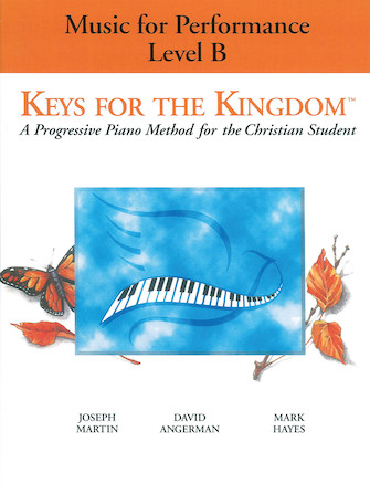 Product Cover for Keys for the Kingdom Music for Performance
