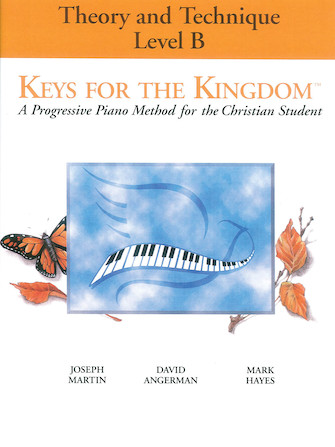 Product Cover for Keys for the Kingdom – Theory and Technique