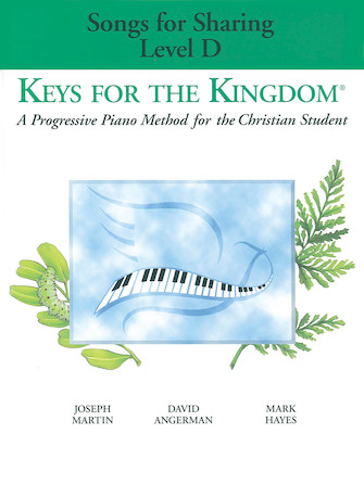 Product Cover for Keys for the Kingdom – Songs for Sharing