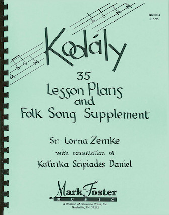 Kodaly – 35 Lesson Plans