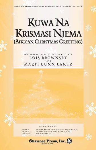 Product Cover for Kuwa Na Krismasi Njema