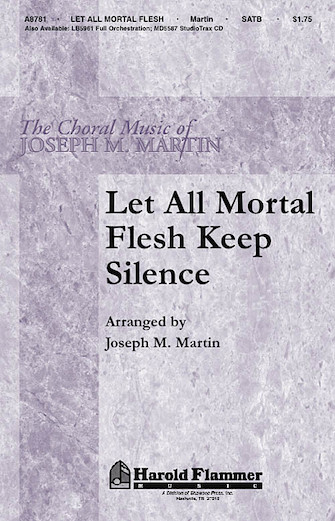 Product Cover for Let All Mortal Flesh Keep Silence