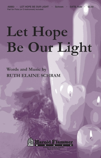 Product Cover for Let Hope Be Our Light