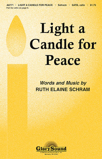 Product Cover for Light a Candle for Peace