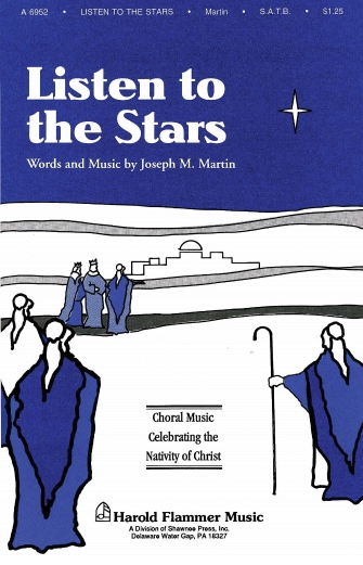 Product Cover for Listen to the Stars (from The Voices of Christmas)