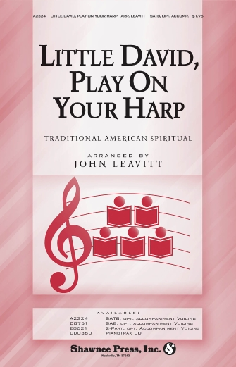 Product Cover for Little David, Play Your Harp