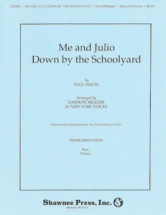 Product Cover for Me and Julio Down by the Schoolyard